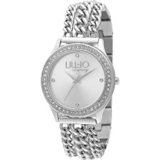 Liu Jo Watch Woman Only Time Atena Collection Silver
