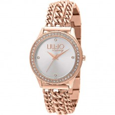 Liu Jo Watch Woman Only Time Atena Collection Rosegold