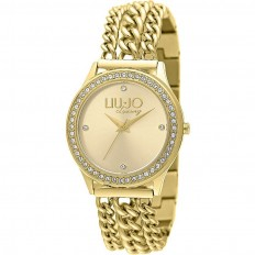 Liu Jo Watch Woman Only Time Atena Collection Gold