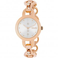 Liu Jo Watch Woman Only Time Rolling Collection Gold