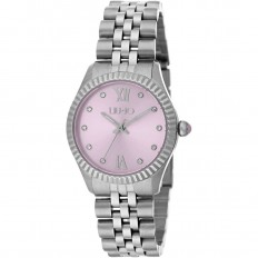 Liu Jo Watch Woman Only Time Tiny Collection Pink