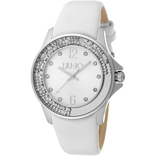 Liu Jo Watch Woman Only Time Dancing Collection White TLJ1154