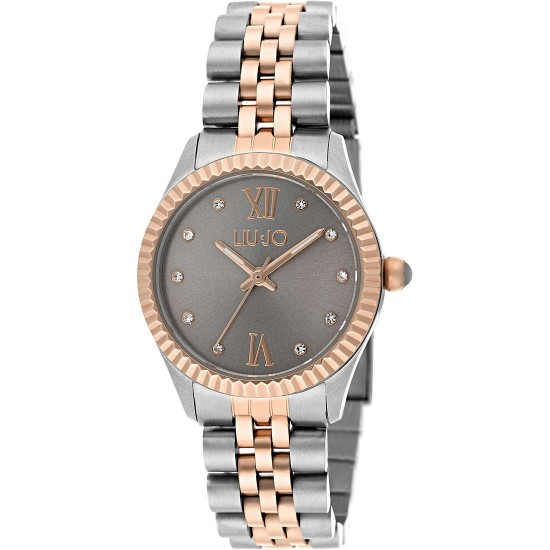 Liu Jo Watch Woman Only Time Tiny Collection TLJ1224 Best Price 8e8bd1dba44