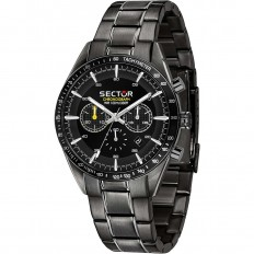 Sector Watch Man Chronograph 770 Collection Black
