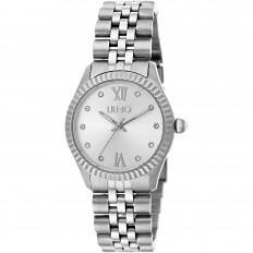 Liu Jo Watch Woman Only Time Tiny Collection Silver