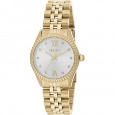 Liu Jo Watch Woman Only Time Tiny Collection Gold