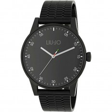 Liu Jo Men Watch Only Time Strict Collection Black