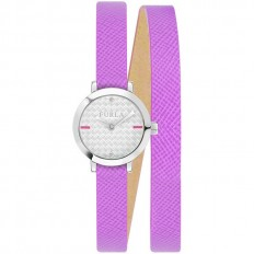 Furla Watch Woman Only Time Vittoria Collection Purple
