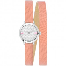 Furla Watch Woman Only Time Vittoria Collection Orange