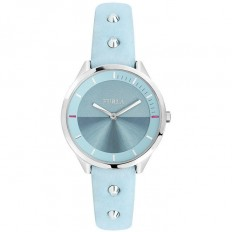 Furla Watch Woman Only Time Metropolis Collection Lightblue