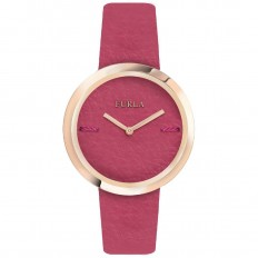 Furla Watch Woman Only Time My Piper Collection Coral