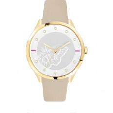 Furla Watch Woman Only Time Metropolis Collection Beige