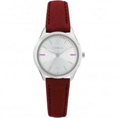 Furla Watch Woman Only Time Eva Collection Red
