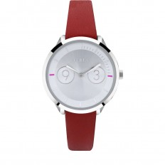 Furla Watch Woman Only Time Metropolis Collection Red