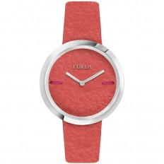 Furla Watch Woman Only Time My Piper Collection Orange