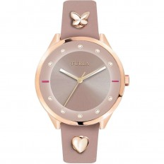 Furla Watch Woman Only Time Pin Collection Rose