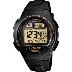 Casio Orologio Unisex Digitale Lap 60 Black