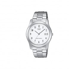 Casio Men's Watch Only Time Casio Collection White Numeral