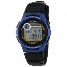 Casio Orologio Unisex Digitale Black/Blue