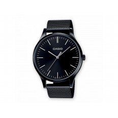 Casio Unisex Watch Only Time Milanese Black