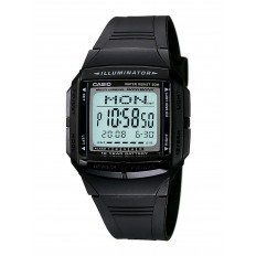 Casio Unisex Digital Watch Black