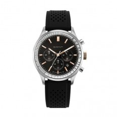 Gant Watch Man Chronograph Bronwood Collection Black