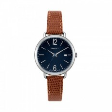 Gant Watch Woman Only Time Mirabel Lady Collection Blue