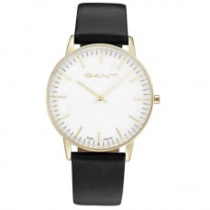 Gant Watch Man Only Time Denville Collection Silver Black