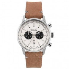 Gant Watch Man Chronograph Bradford Collection Light Brown