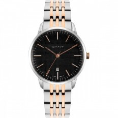 Gant Watch Man Only Time Arcola Collection Silver/Rosegold