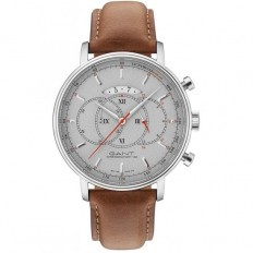Gant Watch Man Chronograph Cameron Collection Brown Grey