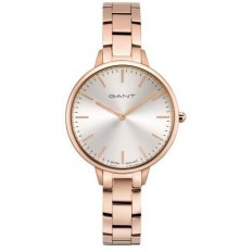 Gant Watch Woman Only Time Sarasota Collection Rosegold