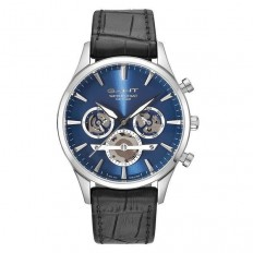 Gant Watch Man Multifuncion Ridgefield Collection Black/Blue