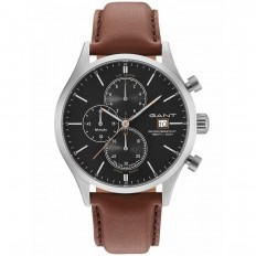 Gant Watch Man Chronograph Vermont Collection Brown