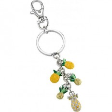 Morellato Unisex Keyholder Magic Collection Pineapple