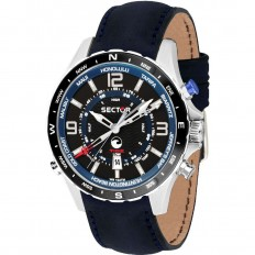 Sector Watch Man Only Time Pro Master Collection Blue