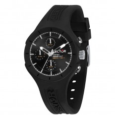 Sector Watch Unisex Multifunction Speed Collection Black