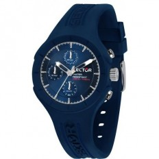 Sector Watch Unisex Multifunction Speed Collection Blue