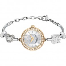 "Morellato Women's Watch Only Time Drops  ""Love"" Collection"