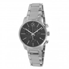 Calvin Klein Men's Watch Chronograph City Collection Black