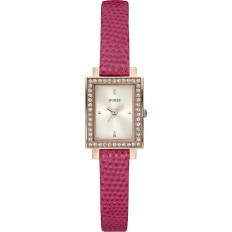Guess Women's Watch Only Time Sweetheart Collection Pink