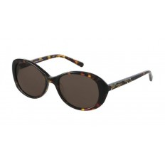 Rochas Paris Sunglasses Unisex Brown Tortoise 53