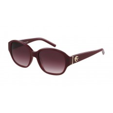 Rochas Paris Occhiali da Sole Unisex Purple 56