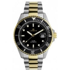 Lorenz Watch Only Time Automatic Silver/Gold