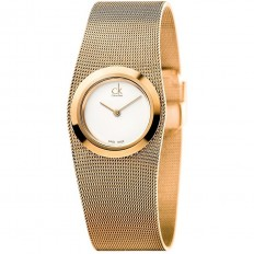 Calvin Klein Woman Only Time Impulsive Collection Rosegold White