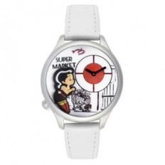 Braccialini Watch Unisex Only Time Tua Collection White Supermarket