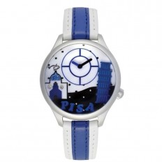 Braccialini Watch Unisex Only Time Tua Collection Pisa