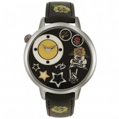 Braccialini Watch Unisex Only Time Tua Collection Rock
