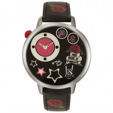 Braccialini Watch Unisex Only Time Tua Collection Rock Red
