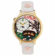 Braccialini Watch Unisex Only Time Tua Collection Japan